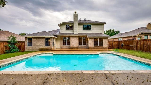 Photo 1 of 26 - 110 N Bending Oak Ln, Wylie, TX 75098