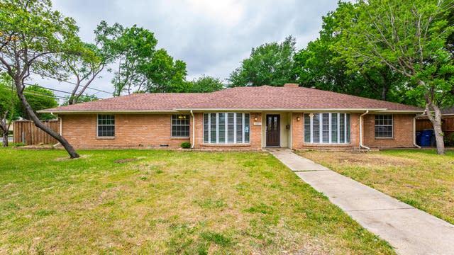 Photo 1 of 31 - 10011 Spokane Cir, Dallas, TX 75229