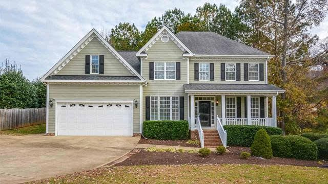 Photo 1 of 20 - 799 Hadrian Dr, Garner, NC 27529