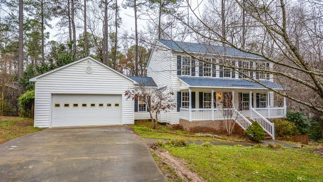 Photo 1 of 19 - 412 Dacus Pl, Wake Forest, NC 27587