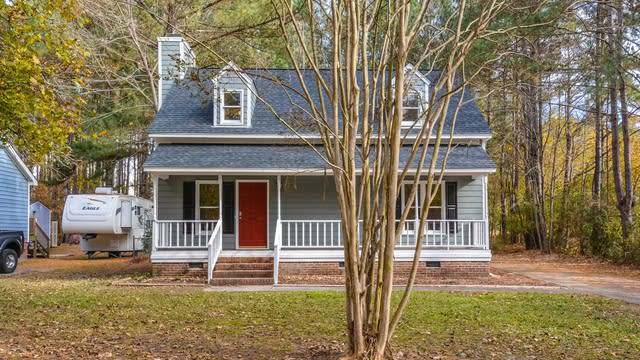 Photo 1 of 14 - 2832 Thurrock Dr, Apex, NC 27539