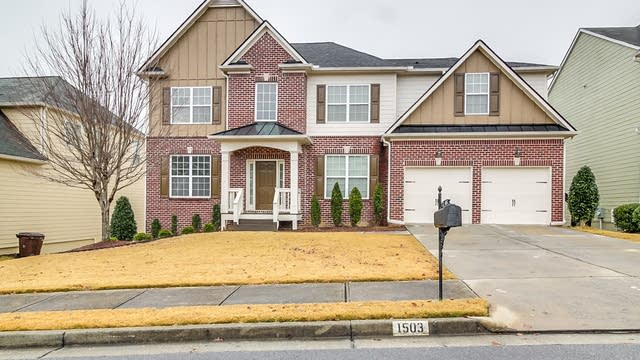 Photo 1 of 20 - 1503 Silver Mist Cir, Powder Springs, GA 30127