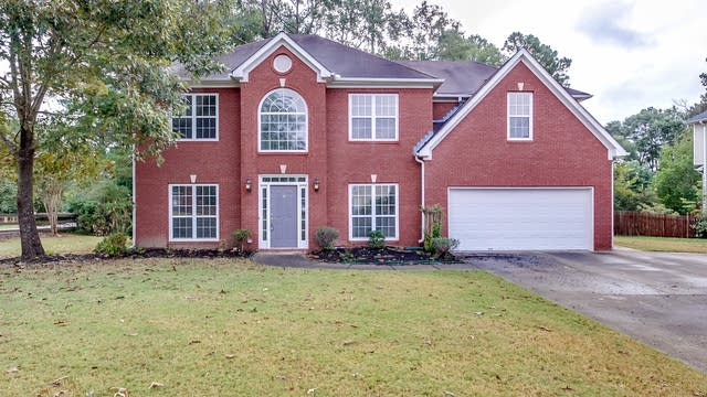 Photo 1 of 24 - 1591 Streamwood Dr, Powder Springs, GA 30127