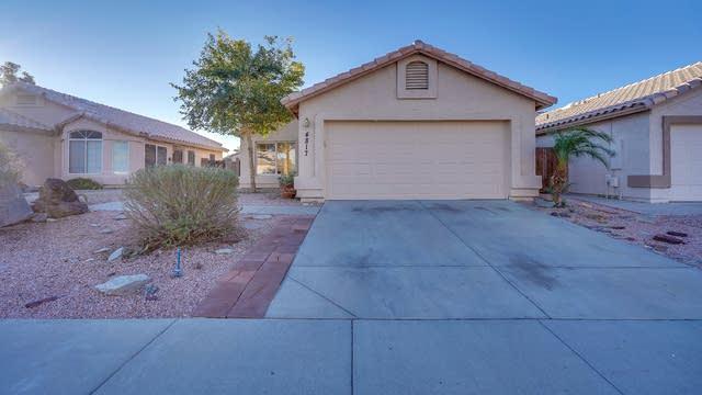 Photo 1 of 18 - 4817 W Kerry Ln, Glendale, AZ 85308