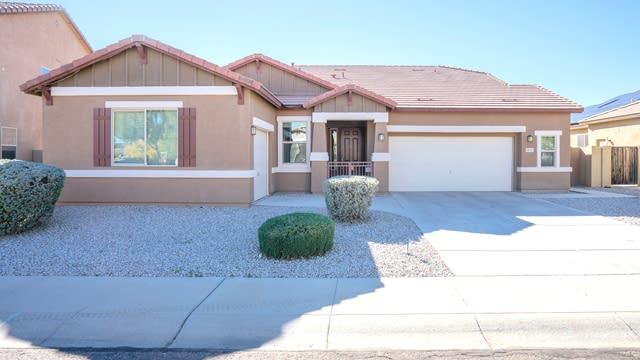 Photo 1 of 21 - 18521 W Cinnabar Ave, Waddell, AZ 85355