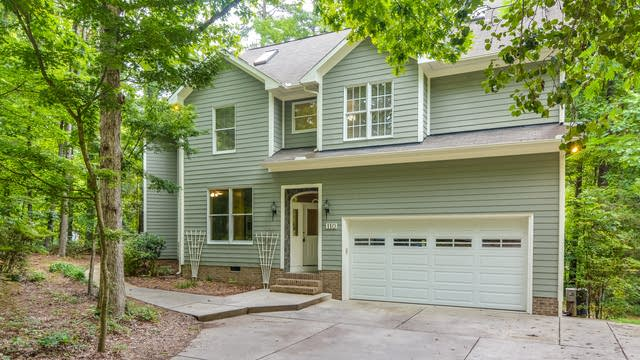 Photo 1 of 19 - 110 Bristol Dr, Chapel Hill, NC 27516