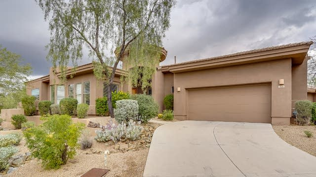 Photo 1 of 19 - 7418 E Quien Sabe Way, Scottsdale, AZ 85266