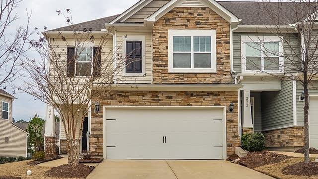 Photo 1 of 22 - 221 Skyros Loop, Cary, NC 27519