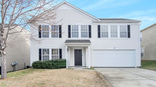 Photo 1 of 19 - 3769 Quiet Stream Dr, Concord, NC 28025