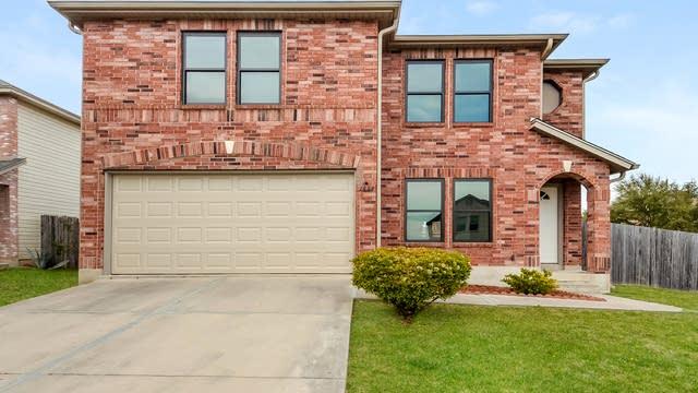 Photo 1 of 25 - 7839 Encanto Vista Dr, San Antonio, TX 78244