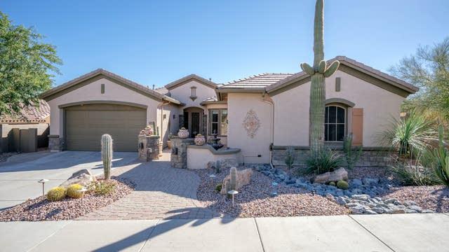 Photo 1 of 42 - 38717 N Red Tail Ln, Phoenix, AZ 85086