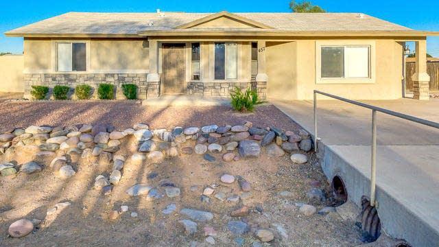 Photo 1 of 21 - 457 N Merrill Rd, Mesa, AZ 85207