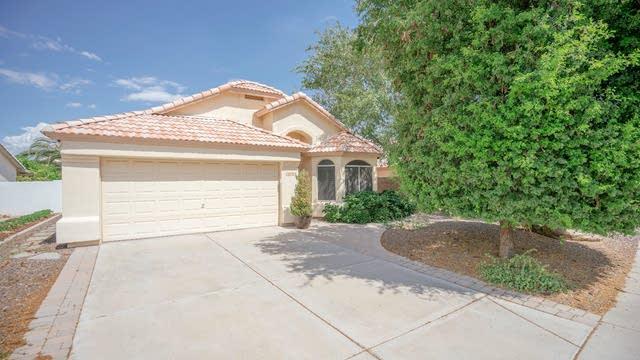 Photo 1 of 36 - 18537 N 85th Ave, Peoria, AZ 85382
