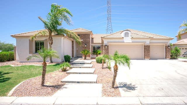 Photo 1 of 38 - 5734 W Ludden Mountain Dr, Glendale, AZ 85310