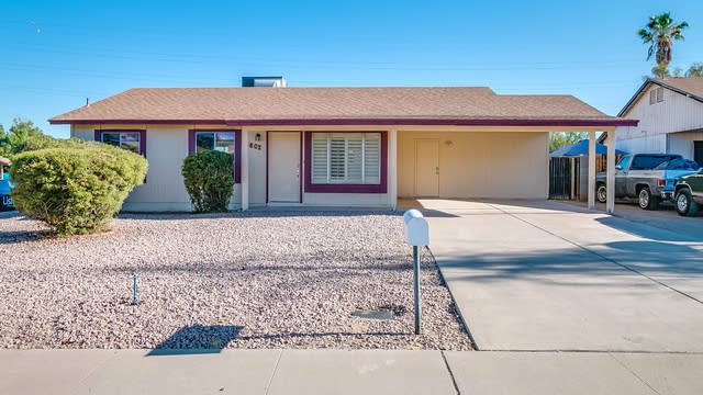 Photo 1 of 20 - 4602 E Minton St, Phoenix, AZ 85042