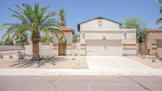 Photo 1 of 27 - 4438 W Wescott Dr, Glendale, AZ 85308
