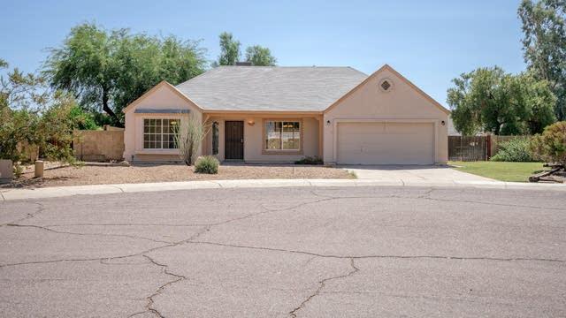 Photo 1 of 23 - 4713 W Westcott Dr, Glendale, AZ 85308