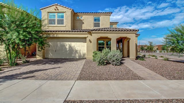 Photo 1 of 25 - 5016 S Curie Way, Mesa, AZ 85212
