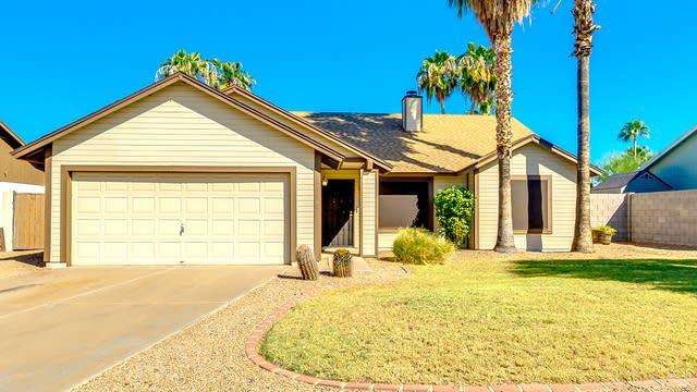 Photo 1 of 27 - 6140 E Inglewood St, Mesa, AZ 85205