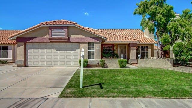 Photo 1 of 23 - 7548 W Redfield Rd, Peoria, AZ 85381