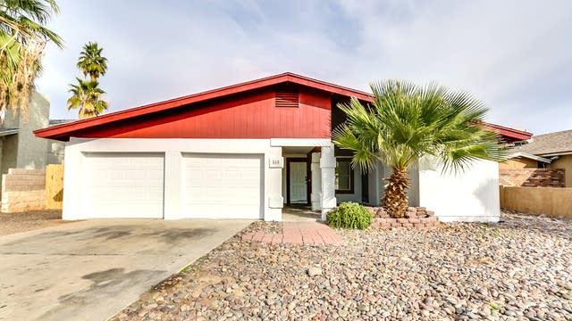 Photo 1 of 25 - 560 W Emerald Ave, Mesa, AZ 85210