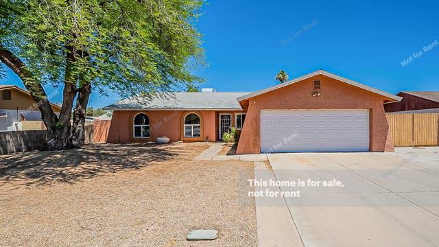 Photo 1 of 26 - 3614 W Bluefield Ave, Glendale, AZ 85308