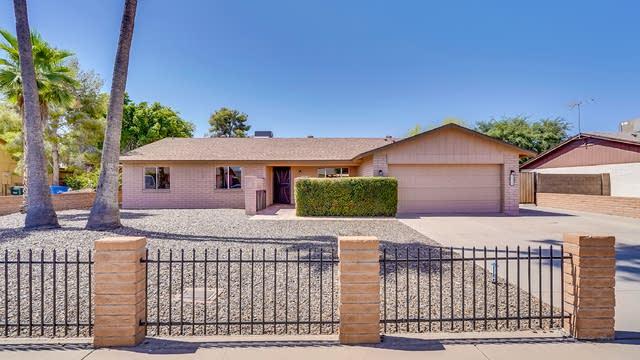 Photo 1 of 24 - 4923 W Aster Dr, Glendale, AZ 85304