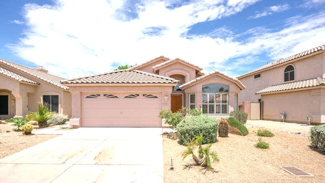 Photo 1 of 23 - 6626 W Monona Dr, Glendale, AZ 85308
