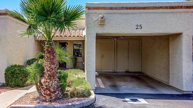 Photo 1 of 17 - 7755 E Thomas Rd #25, Scottsdale, AZ 85251
