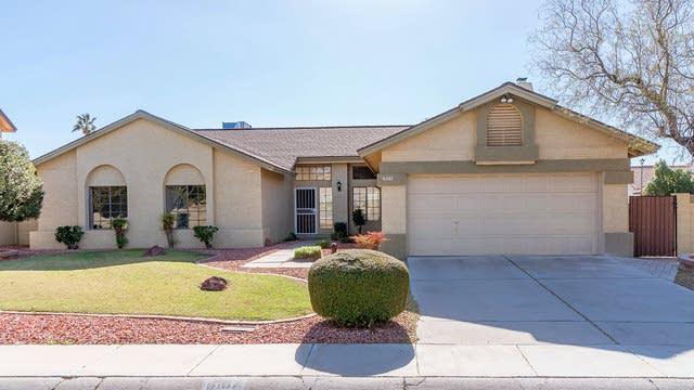 Photo 1 of 21 - 6107 W Grandview Rd, Glendale, AZ 85306