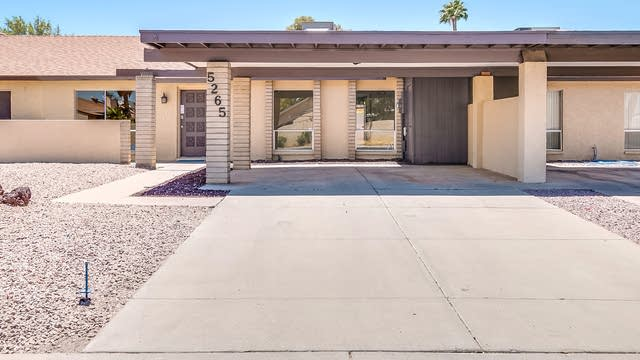Photo 1 of 16 - 5265 W Carol Ave, Glendale, AZ 85302