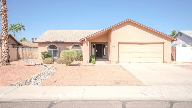 Photo 1 of 23 - 8026 W Windrose Dr, Peoria, AZ 85381