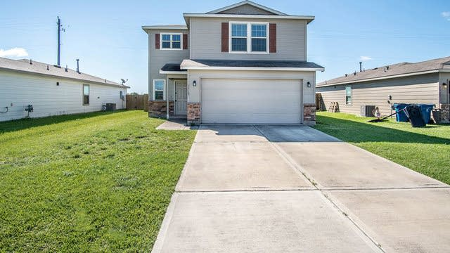 Photo 1 of 17 - 1319 Pease River Ln, Rosenberg, TX 77471