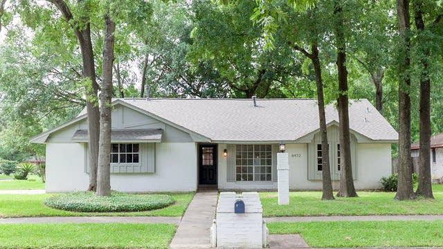 Photo 1 of 15 - 8472 Claiborne St, Houston, TX 77078