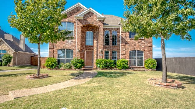 Photo 1 of 35 - 12389 Flamingo Ln, Frisco, TX 75034