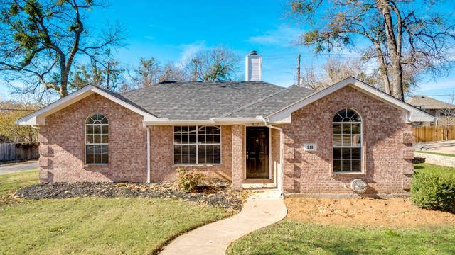 Photo 1 of 22 - 213 S W A Allen Blvd, Wylie, TX 75098