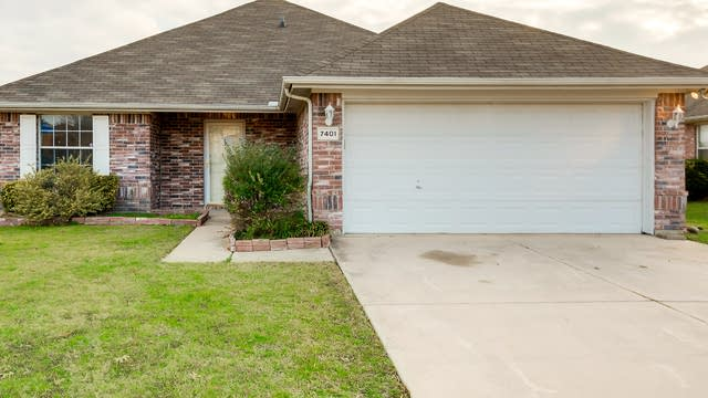 Photo 1 of 27 - 7401 Quail Point Ln, Arlington, TX 76002
