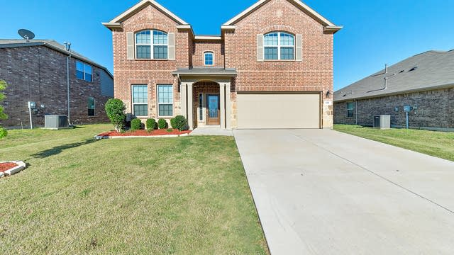 Photo 1 of 27 - 632 Swift Current Dr, Crowley, TX 76036