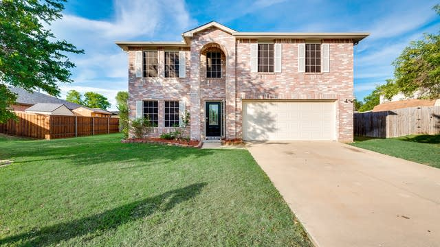 Photo 1 of 29 - 9001 Seven Oaks Ln, Denton, TX 76210