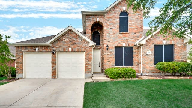 Photo 1 of 25 - 850 Brittany Way, Prosper, TX 75078