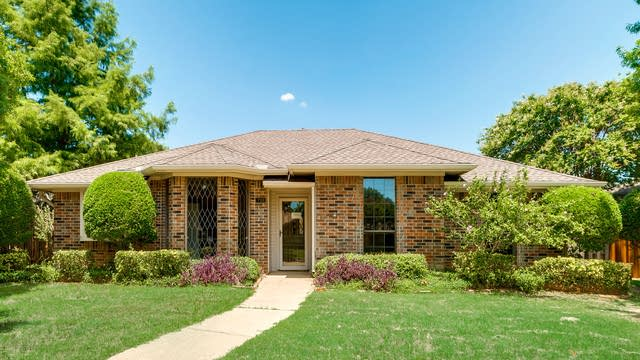 Photo 1 of 30 - 716 Greenway Dr, Coppell, TX 75019