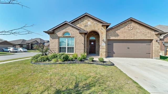 Photo 1 of 28 - 4701 Red Gate Cir, Keller, TX 76244