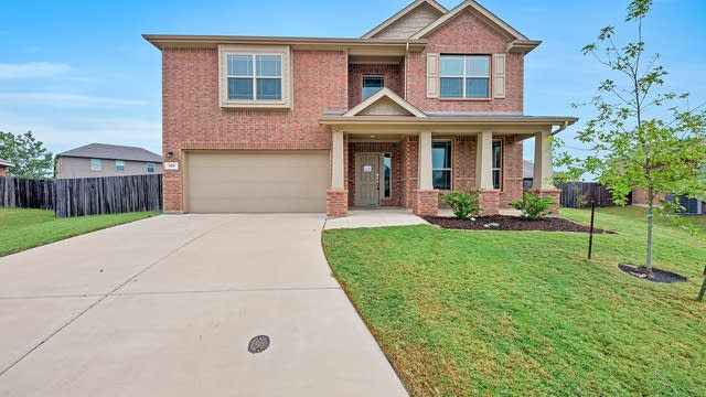 Photo 1 of 29 - 925 Keel Line Dr, Crowley, TX 76036
