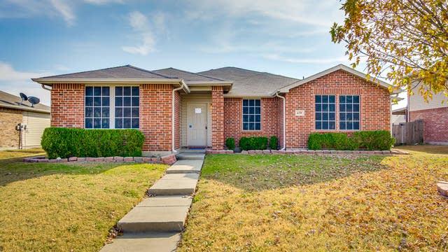 Photo 1 of 28 - 609 Rosemary Dr, Royse City, TX 75189