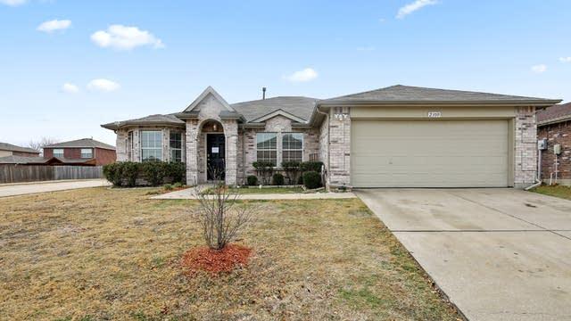 Photo 1 of 30 - 2100 Preston Trl, Forney, TX 75126