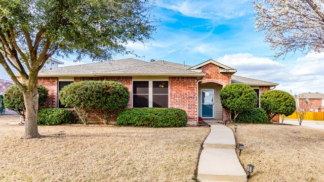 Photo 1 of 28 - 1400 Quail Meadow Dr, Wylie, TX 75098