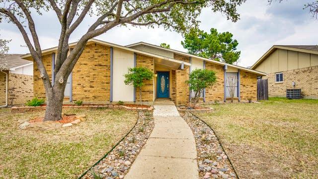 Photo 1 of 24 - 5608 Tucker St, The Colony, TX 75056