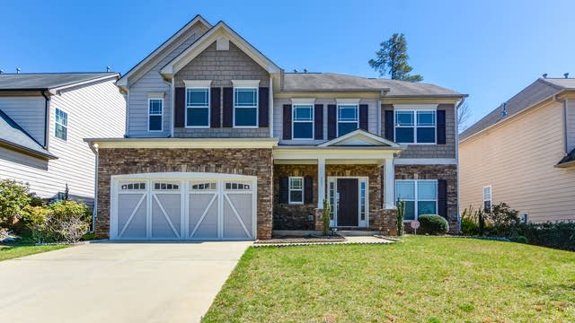 Photo 1 of 25 - 205 Shorehouse Way, Holly Springs, NC 27540