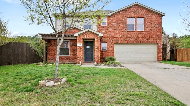 Photo 1 of 27 - 107 Southwestern Dr, Forney, TX 75126