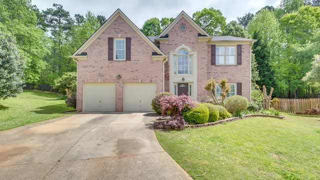 Photo 1 of 24 - 4134 Rosedown Ct NW, Kennesaw, GA 30144